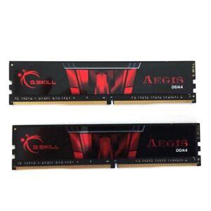 G.skill 16GB (2 x 8GB) Aegis DDR4 3000mhz RAM Modules