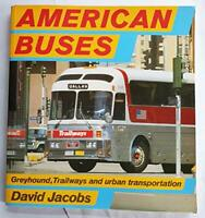 American Buses (Osprey colour series) by Jacobs, David Paperback Book The Fast