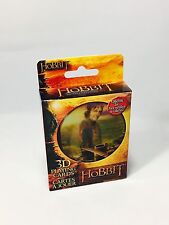 Sci-Fi Nerd Block The Hobbit 3D Playing Cards Brand New In Box