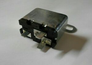 Horn Relay fits 1957 Ford Lincoln 1957-62 Rambler 1959-64 Studebaker