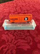 Atlas #3314 N scale Illinois Central 40' Box car road #50508