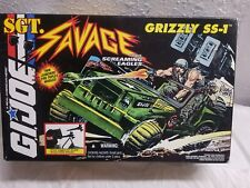1994 GI Joe Sgt. Savage Grizzly SS-1 Vehicle SEALED BOX