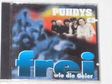 PUHDYS -Frei wie die Geier- CD