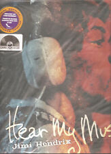 "JIMI HENDRIX ""Hear My Music"" 200g Vinyl LP QRP sealed RSD ltd 5000 numbered"