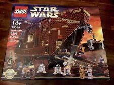 Lego Star Wars 75059 Sandcrawler UCS New and Sealed RETIRED