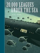 20,000 Leagues Under the Sea (Sterling Unabridged Classics) by Jules Verne