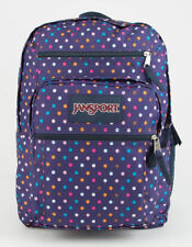 JANSPORT BIG STUDENT (PURPLE SPOT) BACKPACK 100% AUTHENTIC BRAND NEW w/TAG!!