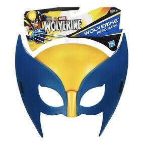 Marvel Wolverine Hero Mask! X-Men Halloween Superhero Mask Avengers
