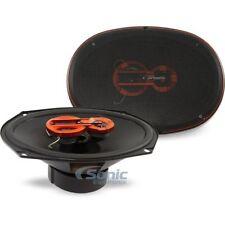 "Cadence QR693 360W 6""X9"" QR Series 3-Way Coaxial Car Speakers"