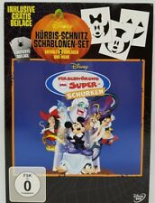 Verschwörung der Super-Schurken DVD NEU