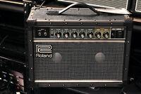 Roland JC-22 Jazz Chorus 30-Watt Electric Guitar Practice Amplifier
