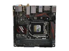 ASUS Z170I PRO GAMING LGA 1151 Intel Z170 HDMI SATA 6Gb/s USB3.1 USB3.0 Mini ITX