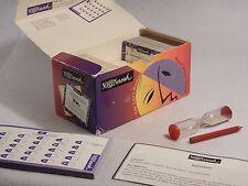 NOGGIN NOSH, Left Brain Right Brain game, 1995 Endgame Entertainment, Scarce