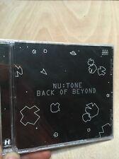 Nu:Tone-Back of Beyond CD 2007 New+Sealed Hospital Records Commix Talc Logistics