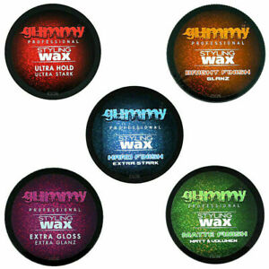 GUMMY HAIR STYLING WAX-FOR EXTREME HOLD & LOOK BY FONEX-FREE UK POST!!!!