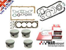 FORD Pinto | RS2000 | Sierra | Capri Engine Rebuild Kit Gaskets Pistons Bearings