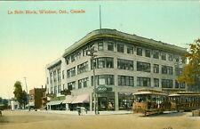 Windsor, ON  La Belle Block, Corner Drug Store