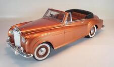 Solido 1/20 Bentley S II Cabrio (1961) kupfer #2399