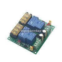 5V 12V 24V CNC 2Ch Relay Modules PLC 30A High Current 2CH Power Relay Module