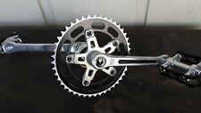 Old School Bmx Sugino Maxy Bike Cranks Black Mks Pedals Redline Mongoose Gt