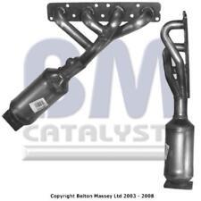 3966 cataylytic Convertidor / Cat (tipo aprobado) para BMW 3 2.0 2005-2010