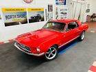 1967 Ford Mustang - COUPE - AUTO TRANS - POWER OPTIONS - SEE VIDEO Red Ford Mustang with 86,508 Miles available now!