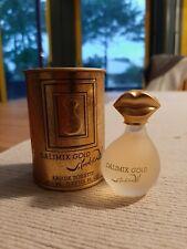 Salvador Dali Dalimix ( gold ) 8 ml EdT Splash perfume mini Parfumminiatur +Dose