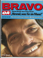 BRAVO Nr.40 vom 25.9.1967 Omar Sharif, Jane Fonda, Tremeloes, Donovan... - TOP