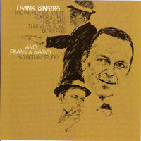 FRANK SINATRA The World We Knew (2010) 10-track CD album NEW/UNPLAYED