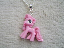 Stunning My Little Pony Pink Necklace.With Organza Bag