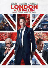London Has Fallen (DVD, 2016) *New* Sealed USA shipping