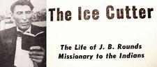 1890s+__OKLAHOMA__DARLINGTON_ __BAPTIST__MISSIONARY__MEMOIRS__ CHEYENNE__ARAPAHO