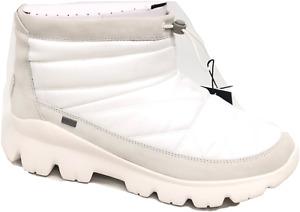 UGG Australia Centara Boot 1095430 White Waterproof Quilted Winter Womens WP