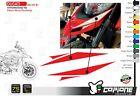 Graphic For DUCATI Hypermotard 950 By Beak / Fender - Du Hy B1