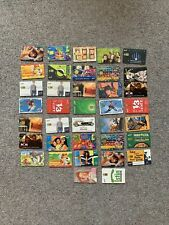 More details for bt chipcards - great selection - see photos - lot chip99