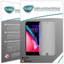"""Slabo Displayschutzfolie für iPhone 8 Plus (2er Set) MATT """"No Reflexion"""""""