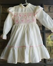 New listing Beautiful Vintage Girl Dress polly flinders size 4