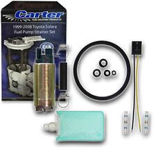 Carter Fuel Pump Strainer Set for 1999-2008 Toyota Solara 2.2L 2.4L L4 3.0L bn