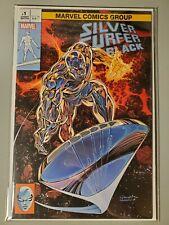 Silver Surfer Black #1 (2018 Marvel Comics) Scott Williams Variant Knull NM