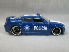 DODGE CHARGER SRT8   POLICIA  JADA 1/64  LOOSE DIE-CAST