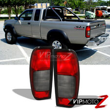 For 2000-2004 Nissan Frontier XE SE SC Factoy Style Replacement Tail Lights L+R