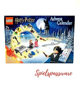 LEGO Harry Potter Adventskalender - 75981 NEU+OVP