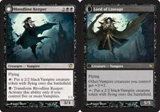 Bloodline Keeper // Lord of Lineage, Light Play, Japanese, Innistrad MTG