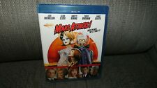 Mars Attacks (Blu-ray Disc, 2010) Brand New Sealed Rare ! $5.99 Bluray Sale !