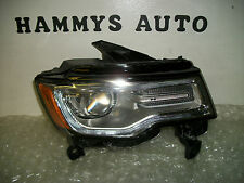 JEEP GRAND CHEROKEE RH XENON HEADLIGHT 14 15 2014 2015 USED NO AFS