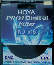 Hoya 52mm ND16 Super Thin Pro1 Digital Multi Coated Filter For Nikon Canon Sony