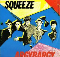 SQUEEZE argybargy SP-4802 canadian a&m 1980 LP PS VG/EX with inner sleeve
