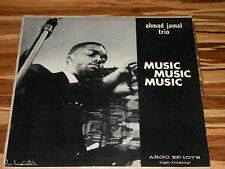 Ahmad Jamal Trio Record - Music Music Music - Argo Ep 1076 - Rare - Vintage
