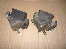 LAND ROVER 300 TDI DISCOVERY DEFENDER ENGINE MOUNTING PAIR