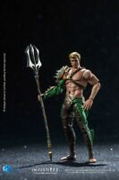 HiYa Toys INJUSTICE 2 LD0063 Aquaman 1/18th Soldier Action Figure Toy Collection